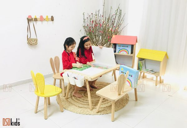 3in1 Table - Kid Furnitures