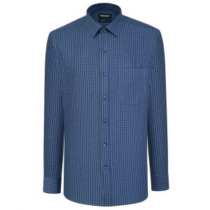 Caro Shirt - Men Shirt - Long Han Shirt 8N2603BT5 - L4V