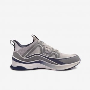 Biti's Hunter X Washed Grey Men's Sneakers