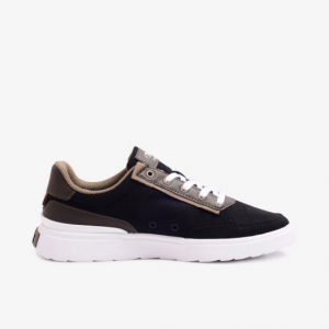 Biti's Hunter Street Vintage Black Men's Sneakers