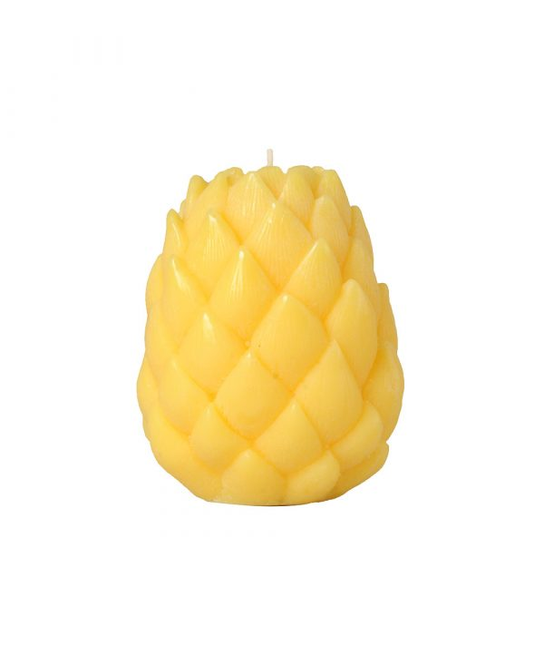Artichoke Flower Candle- NQTATISO-Worship Candle-Religious Candle