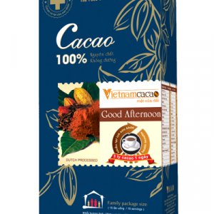 """Pure Cocoa Powder """"Good Afternoon"""""""