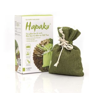 Herbal Scented Bags For Car - Natural Products
