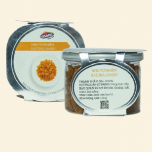 Traditional Dried Grapes - Natural Taste - 150G